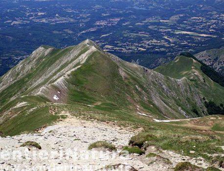 Sul Monte Gorzano