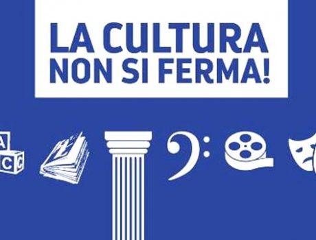 #LaCulturaNonSiFerma