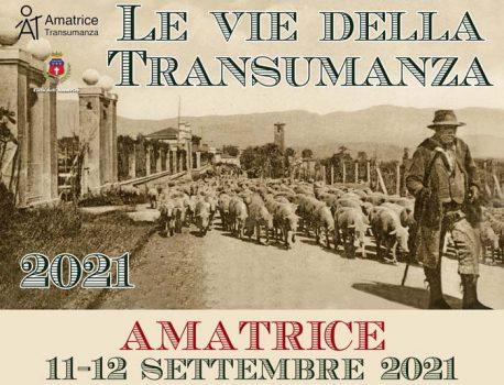 Le vie della Transumanza 2021
